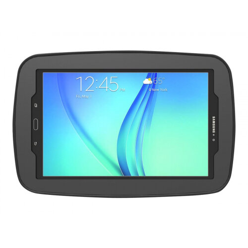 """Compulocks HyperSpace - Galaxy Tab A 10.1"""" Enclosure - All Black - Enclosure for tablet - aluminium - black - screen size: 10.1"""" - mounting interface: 100 x 100 mm - for Samsung Galaxy Tab A (10.1 in)"""