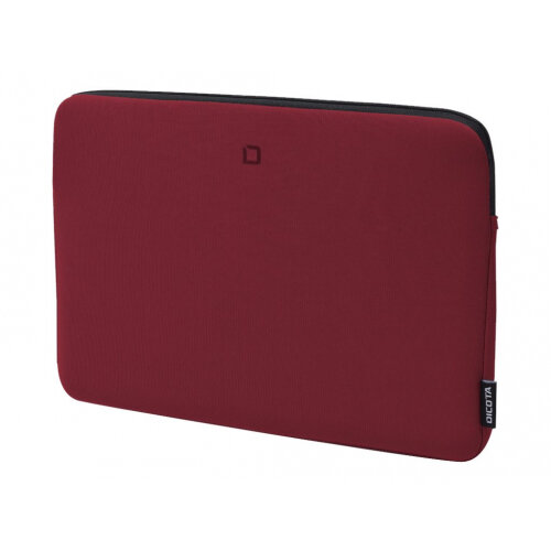 "Dicota Skin BASE - Notebook sleeve - 13"" - 14.1"" - red"