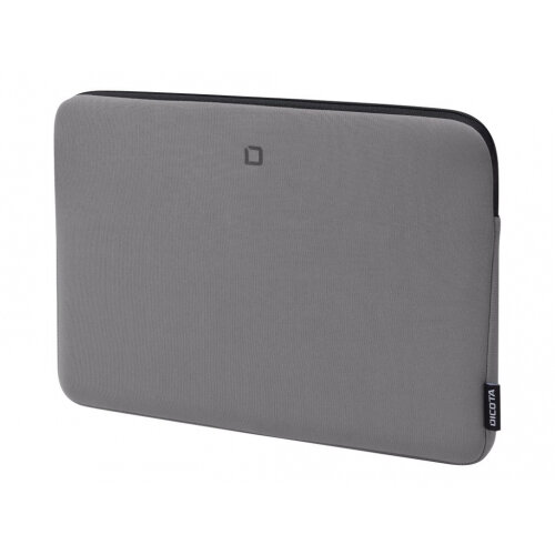 "Dicota Skin BASE - Notebook sleeve - 15"" - 15.6"" - grey"