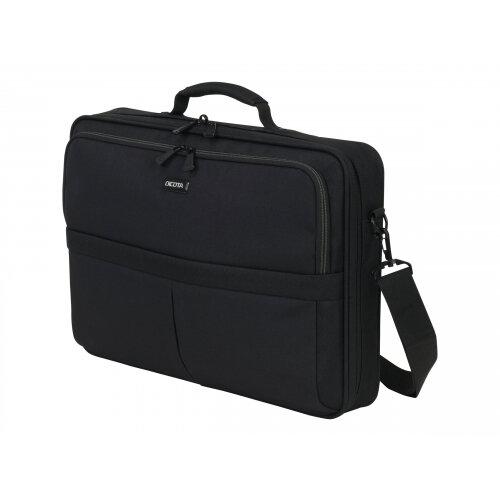 "Dicota Multi SCALE - Notebook carrying case - Laptop Bag - 17.3"" - black"