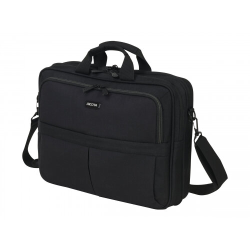 """Dicota Top Traveller SCALE - Notebook carrying case - 17.3"""" - black"""
