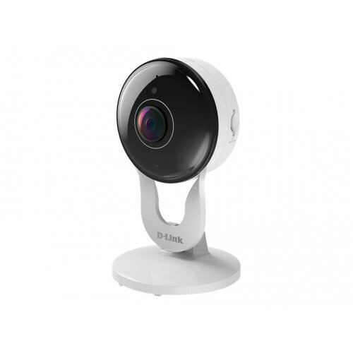D-Link DCS 8300LH - Network surveillance camera - indoor - colour (Day&ight) - 2 MP - 1920 x 1080 - 1080p - fixed focal - audio - wireless - Wi-Fi - Bluetooth 4.0 - MJPEG, H.264 - DC 5 V