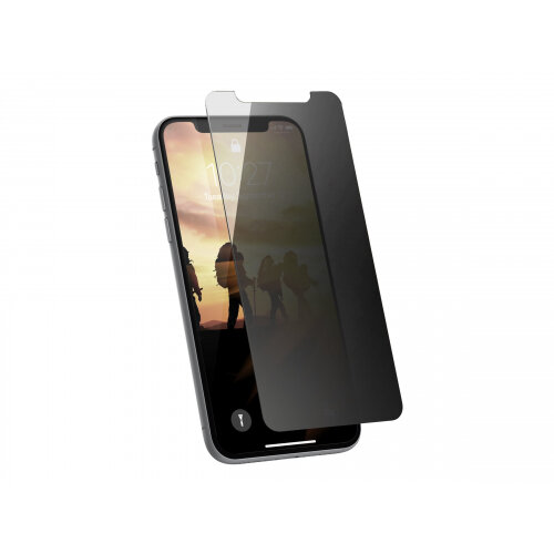 UAG Rugged Tempered Glass - Screen privacy filter