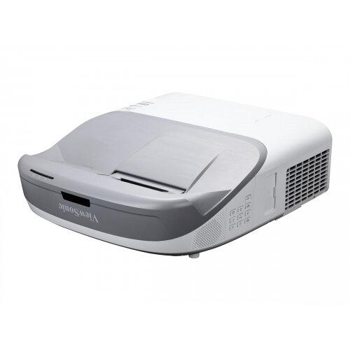 ViewSonic PS700X - DLP Multimedia Projector - 3D - 3300 ANSI lumens - XGA (1024 x 768) - ultra short-throw lens