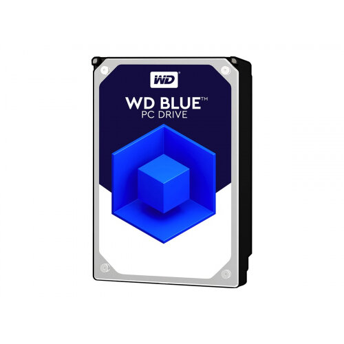 "WD Blue WD20SPZX - Hard drive - 2 TB - internal - 2.5"" - SATA 6Gb/s - 5400 rpm - buffer: 128 MB"