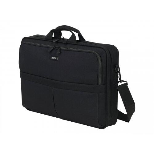 "Dicota Multi SCALE - Notebook carrying case - Laptop Bag - 15.6"" - black"