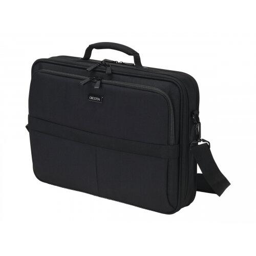 "Dicota SCALE Multi Plus - Notebook carrying case - 14"" - 15.6"" - black"