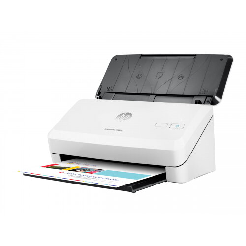 HP Scanjet Pro 2000 s1 Sheet-feed - Document scanner - Duplex - 216 x 3100 mm - 600 dpi x 600 dpi - up to 24 ppm (mono) - ADF (50 sheets) - up to 2000 scans per day - USB 2.0