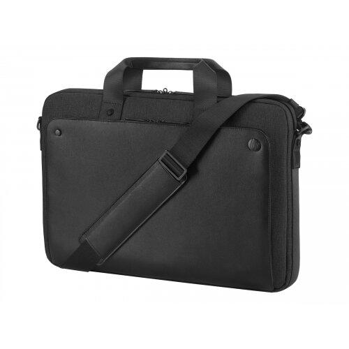 "HP Executive Midnight Top Load - Notebook carrying case - Laptop Bag - 15.6"" - black - for Chromebook x360; EliteBook 1040 G4; ProBook 650 G4; Stream Pro 11 G4; ZBook 14u G4"
