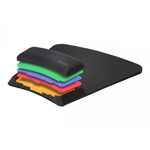 Kensington SmartFit - Mouse pad - black