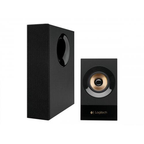 Logitech Z533 - Speaker system - for PC - 2.1-channel - 60 Watt (Total)