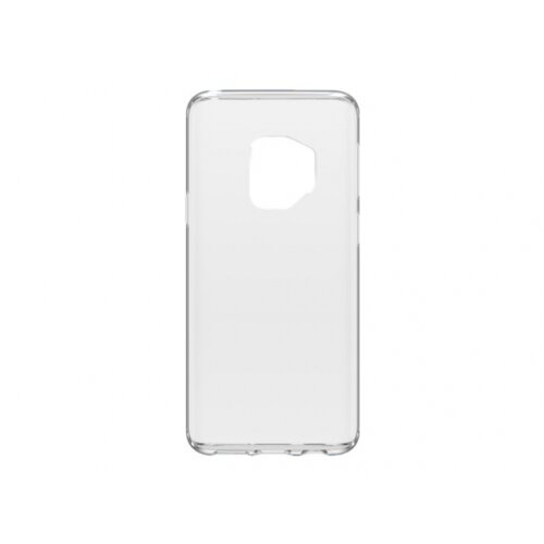 OtterBox Clearly Protected Skin - Back cover for mobile phone - thermoplastic polyurethane - clear - for Samsung Galaxy S9