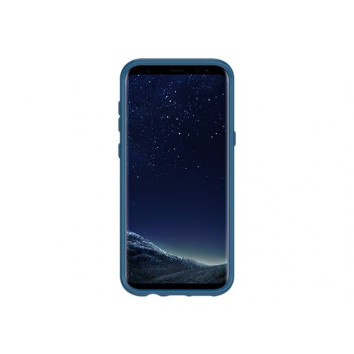 OtterBox Symmetry Series - Back cover for mobile phone - polycarbonate, synthetic rubber - bespoke way - for Samsung Galaxy S8+