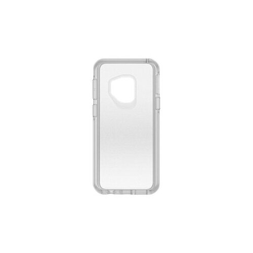 OtterBox Symmetry Series Clear - Back cover for mobile phone - polycarbonate, synthetic rubber - stardust - for Samsung Galaxy S9