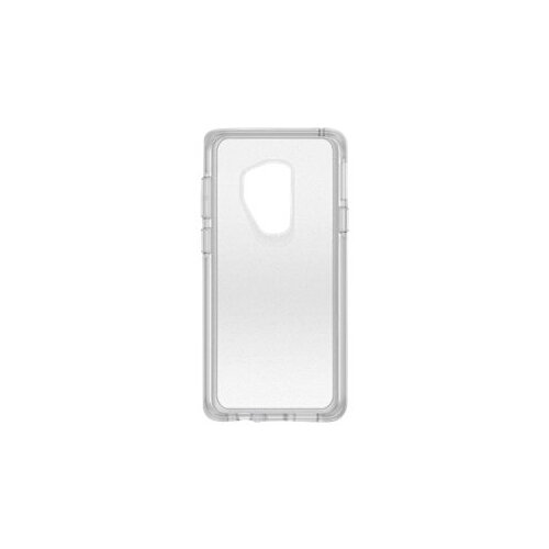 OtterBox Symmetry Series Clear - Back cover for mobile phone - polycarbonate, synthetic rubber - stardust - for Samsung Galaxy S9+
