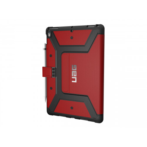 UAG Rugged Case for iPad Pro 10.5-inch - Case for tablet - rugged - magma - for Apple 10.5-inch iPad Pro