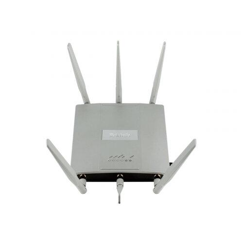 D-Link AirPremier DAP-2695 - Radio access point - 802.11ac (draft) - Wi-Fi - Dual Band