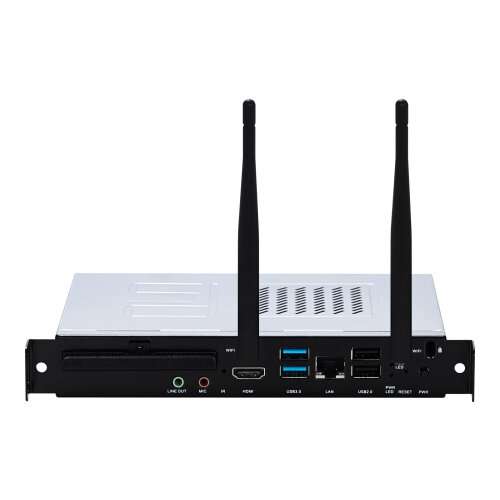 ViewSonic VPC12-WPO-2 - Digital AV player - Intel Core i5 - RAM 8 GB - HDD 128 GB - Windows 10 Pro 64-bit Edition