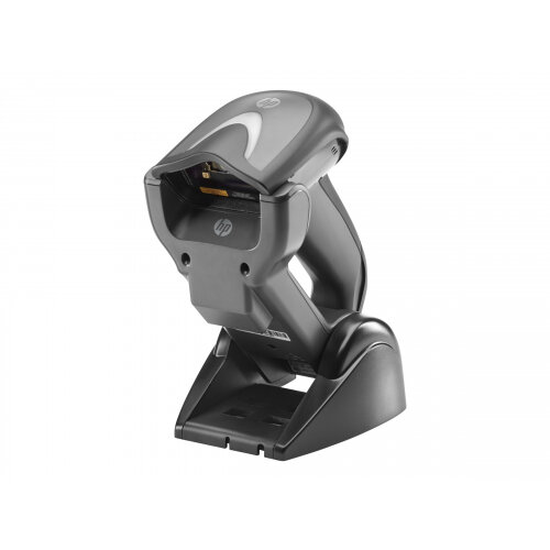 HP Wireless - Barcode scanner - portable - decoded - Bluetooth 2.0