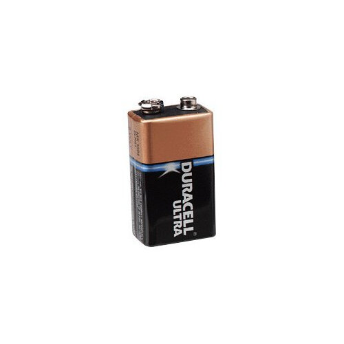 Duracell Ultra MX 1604 - Battery 9V Alkaline