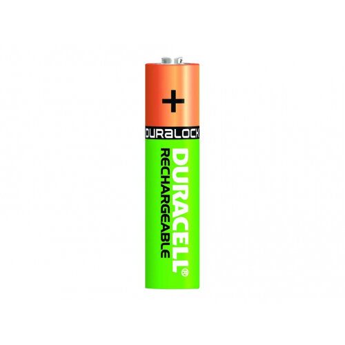 Duracell StayCharged - Battery 4 x AAA type NiMH ( rechargeable ) 750 mAh