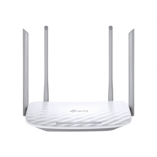 TP-Link Archer C50 - V4 - wireless router - 4-port switch - 802.11a/b/g/n/ac - Dual Band