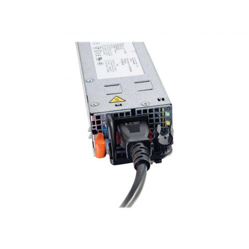 C2G - Power cable - IEC 60320 C14 to IEC 60320 C13 - AC 250 V - 10 A - 60 cm - black