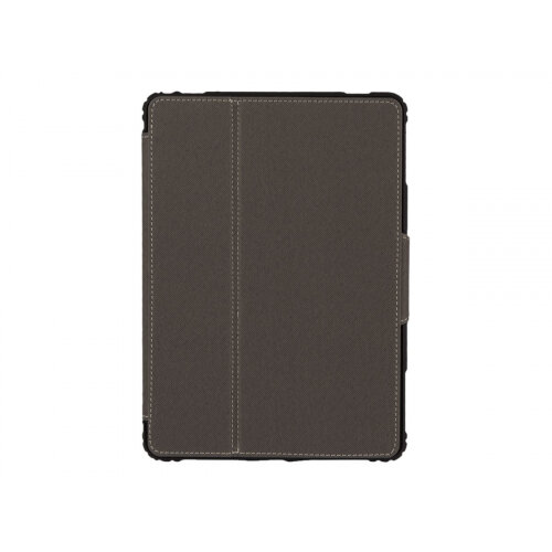 Max Cases Extreme Folio - Flip cover for tablet - black - for Apple 9.7-inch iPad (5th generation)