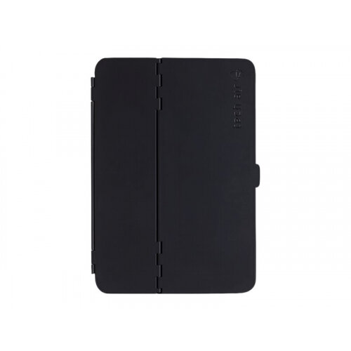 Tech air Hardcase - Flip cover for tablet - PET rubberised - black