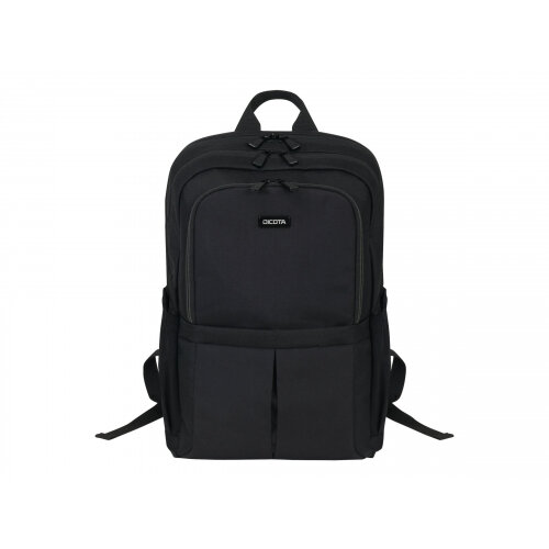 """Dicota Backpack SCALE - Notebook carrying backpack - 15.6"""" - black"""