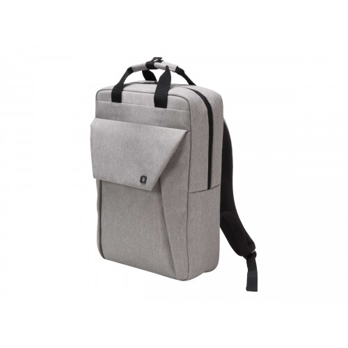"""DICOTA EDGE - Notebook carrying backpack - 13"""" - 15.6"""" - light grey"""