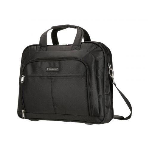 "Kensington SP80 15.4 Deluxe Case - Notebook carrying case - Laptop Bag - 15.4"" - black"