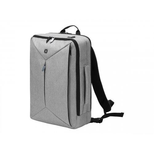"DICOTA Dual EDGE - Notebook carrying backpack - 13"" - 15.6"" - light grey"