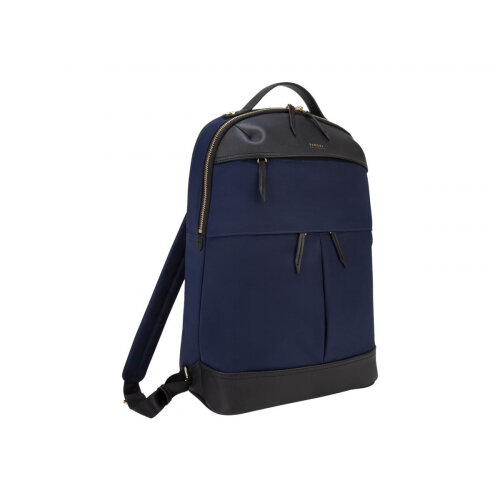 "Targus Newport - Notebook carrying backpack - 15"" - navy"