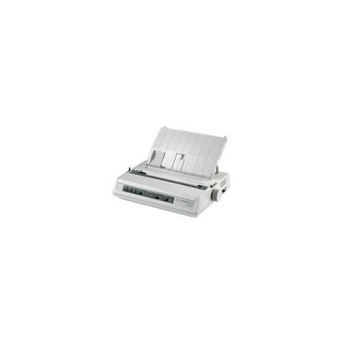 OKI ML280 Elite - Printer - monochrome - dot-matrix - 241.3 mm (width) - 240 x 216 dpi - 9 pin - up to 375 char/sec - parallel, USB 2.0, serial