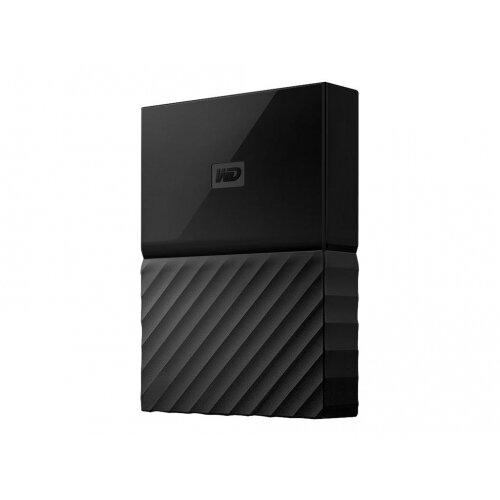 WD My Passport Gaming Storage WDBZGE0040BBK - Hard drive - 4 TB - external (portable) - USB 3.0 - black