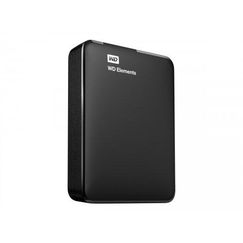 WD Elements Portable WDBU6Y0030BBK - Hard drive - 3 TB - external (portable) - USB 3.0