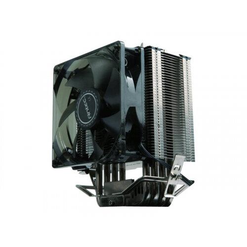 Antec A40 PRO - Processor cooler - (for: LGA775, LGA1156, AM2, AM2+, AM3, LGA1155, AM3+, FM1, FM2, LGA1150, FM2+, LGA1151) - aluminium - 92 mm