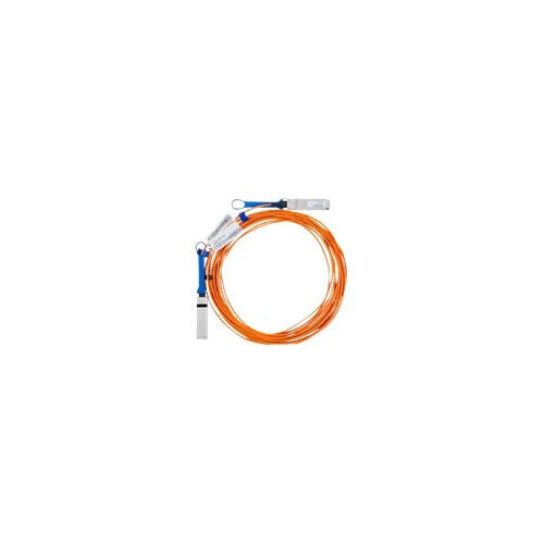 Mellanox 40 Gb/s Active Optical Cable - InfiniBand cable - QSFP+ to QSFP+ - 10 m