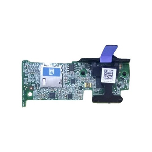 Dell ISDM and Combo Card Reader - Card reader (microSD) - for EMC PowerEdge R440, R540, R640, R6415, R740, R740xd, R7415, R7425, R940, T440
