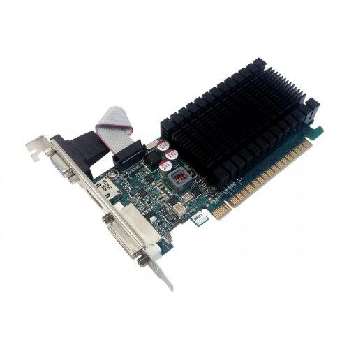 PNY GeForce GT 710 - Graphics card - GF GT 710 - 2 GB DDR3 - PCIe 2.0 x8 low profile - DVI, D-Sub, HDMI