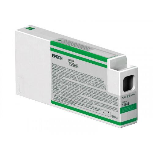 Epson T596B - 350 ml - green - original - ink cartridge - for Stylus Pro 7900, Pro 7900 AGFA, Pro 9900, Pro WT7900, Pro WT7900 Designer Edition