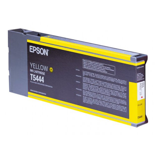 Epson T6144 - 220 ml - yellow - original - ink cartridge - for Stylus Pro 4000 C8, Pro 4000-C8, Pro 4400, Pro 4450, Pro 4800, Pro 4880