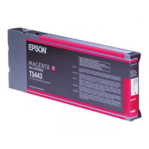 Epson T6143 - 220 ml - magenta - original - ink cartridge - for Stylus Pro 4000 C8, Pro 4000-C8, Pro 4400, Pro 4450, Pro 4800, Pro 4880