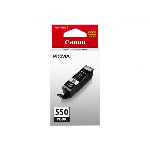 Canon PGI-550PGBK - Black - original - ink tank - for PIXMA iP7250, iP8750, iX6850, MG5550, MG5650, MG6450, MG6650, MG7150, MG7550, MX725, MX925