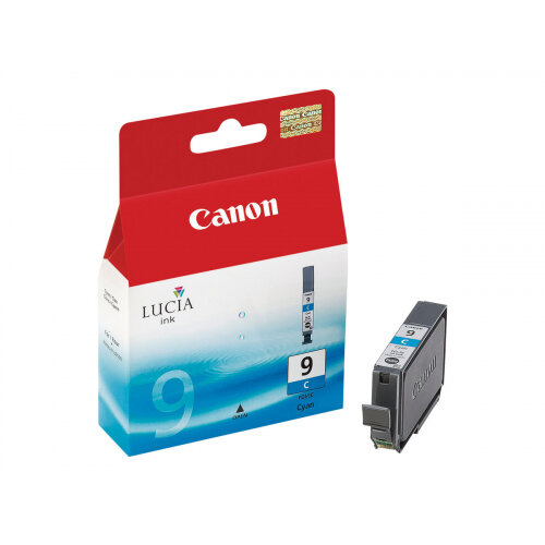 Canon PGI-9C - Cyan - original - ink tank - for PIXMA iX7000, MX7600, Pro9500