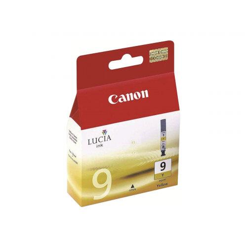 Canon PGI-9Y - Yellow - original - ink tank - for PIXMA iX7000, MX7600, Pro9500