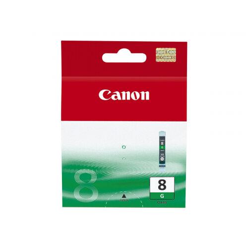 Canon CLI-8G - Green - original - ink tank - for PIXMA Pro9000, Pro9000 Mark II