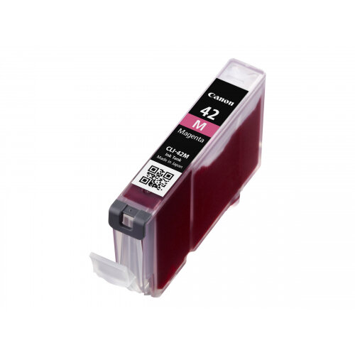 Canon CLI-42M - 13 ml - dye-based magenta - original - ink tank - for PIXMA PRO-100, PRO-100S; PIXUS PRO-100