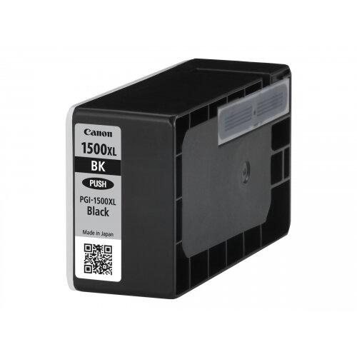 Canon PGI-1500XL BK - 34.7 ml - High Yield - black - original - ink tank - for MAXIFY MB2050, MB2150, MB2155, MB2350, MB2750, MB2755